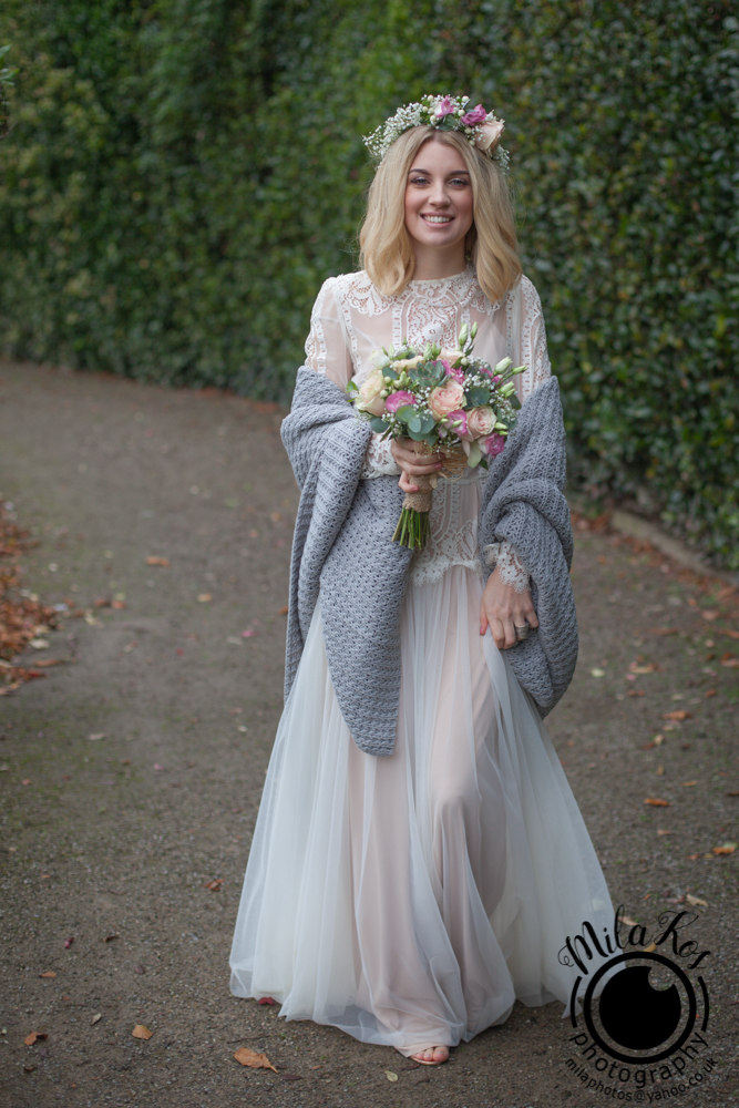 Dusty pink and blue wedding inspiration with Mila Kos on the English Wedding Blog (6)