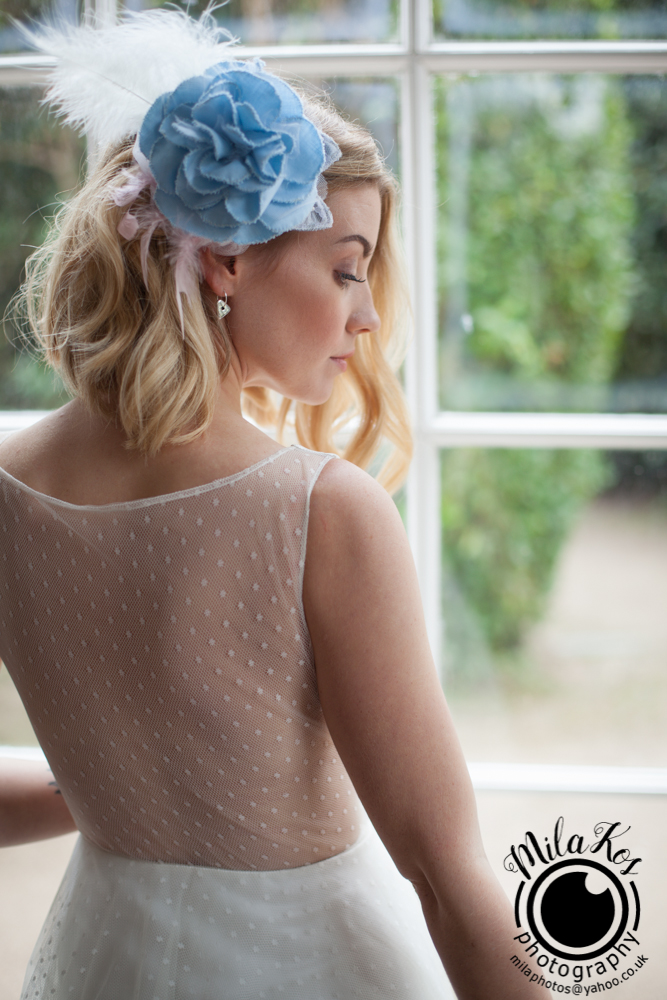 Dusty pink and blue wedding inspiration with Mila Kos on the English Wedding Blog (31)