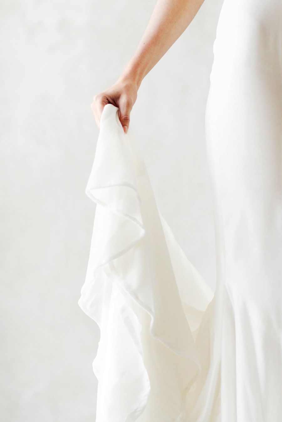 Advice on trying on wedding dresses, by Ailsa Munro on the English Wedding Blog (3)