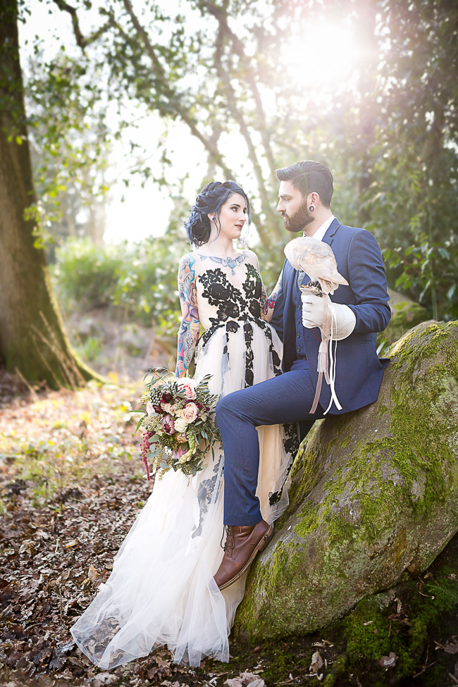 woodland wedding style with VeVi Photography (11)