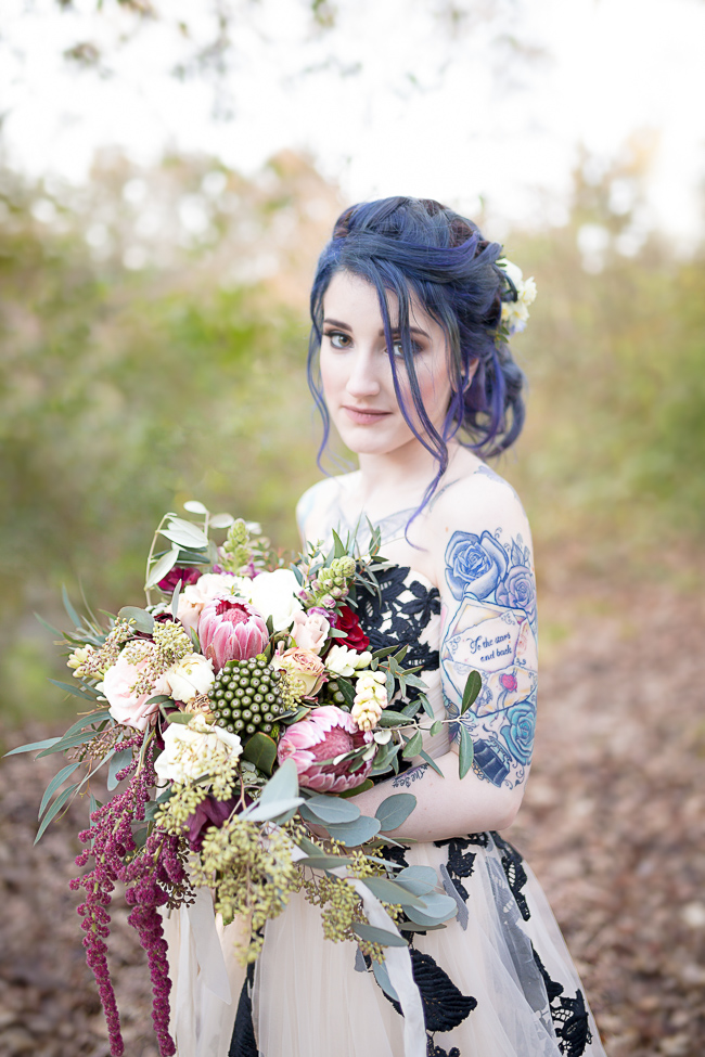 woodland wedding style with VeVi Photography (20)