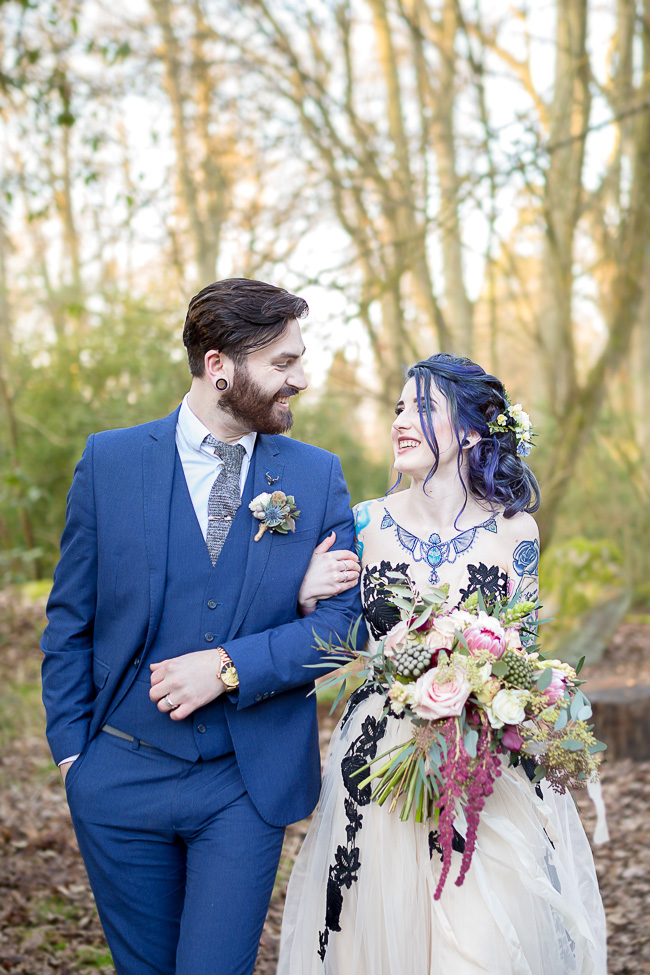woodland wedding style with VeVi Photography (22)
