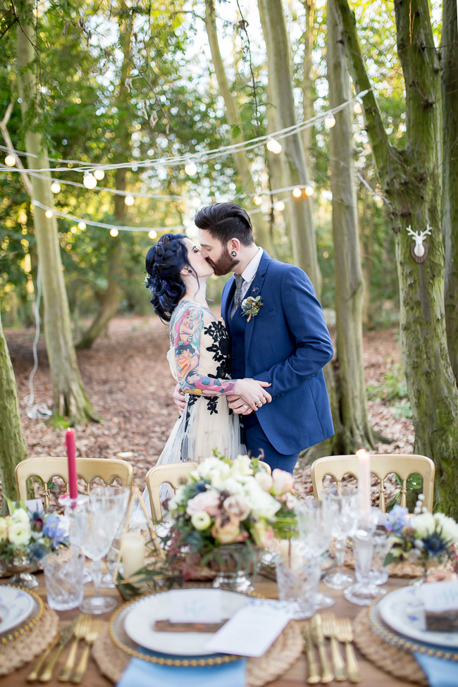woodland wedding style with VeVi Photography (25)