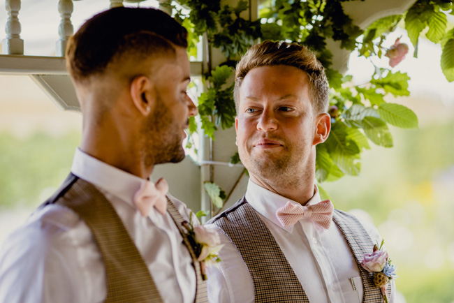 Wedding of the century? Keye and James at Chapeldown with Steven Rooney Photography (16)