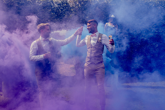 Wedding of the century? Keye and James at Chapeldown with Steven Rooney Photography (23)