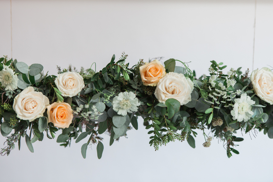 Copper metallic and succulent wedding style ideas, images by Amanda Karen Photography (14)