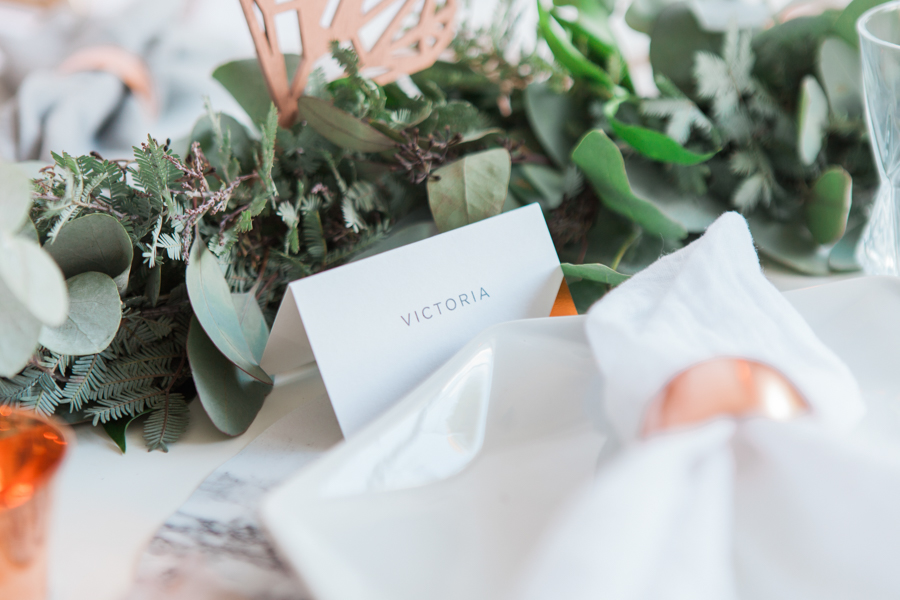 Copper metallic and succulent wedding style ideas, images by Amanda Karen Photography (12)