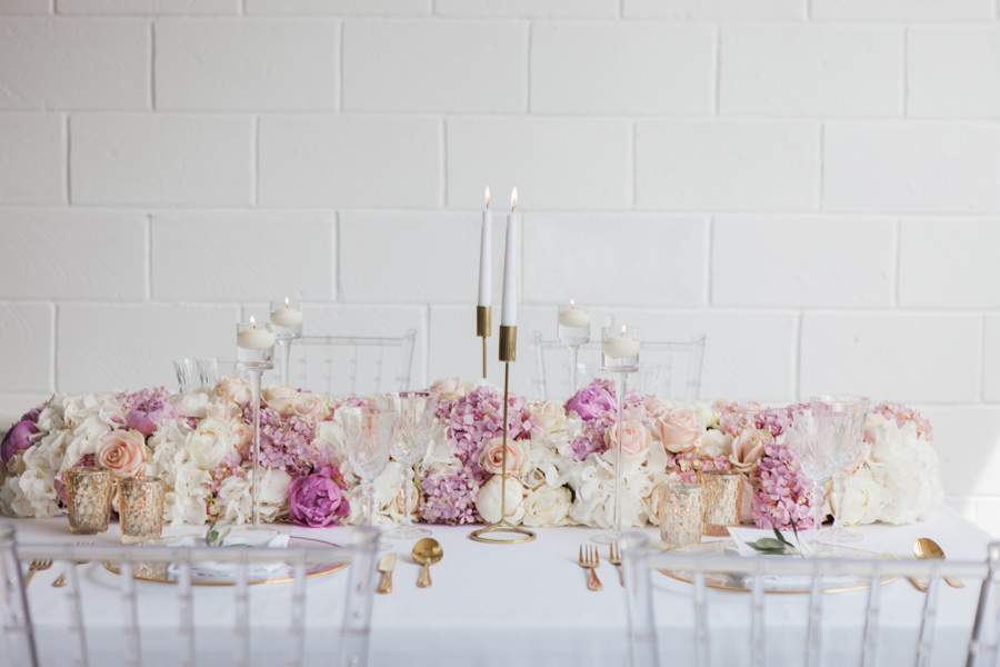 Blush gold feminine wedding styling, image credit Amanda Karen Photography (7)