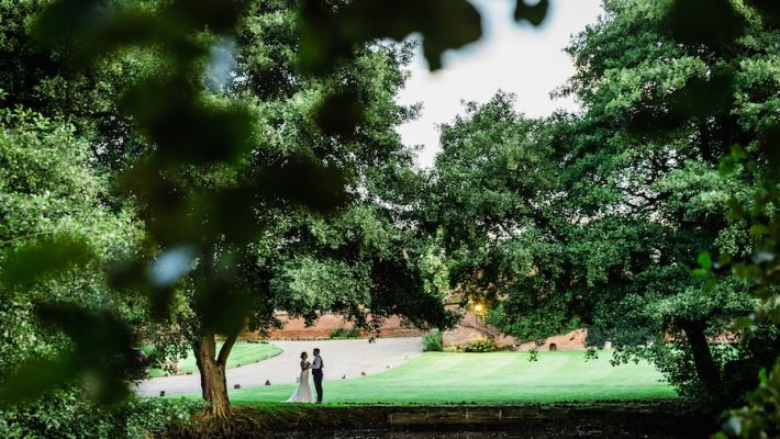 Wedding under the gateway at Leez Priory with Ayshea Goldberg Photography (26)