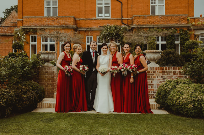 Cambridge wedding inspiration from Chippenham Park with Lee Allison Photography (16)