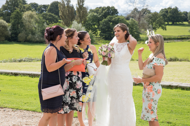 Classic and traditional wedding styling at Rockbeare Manor with Evolve Photography (10)