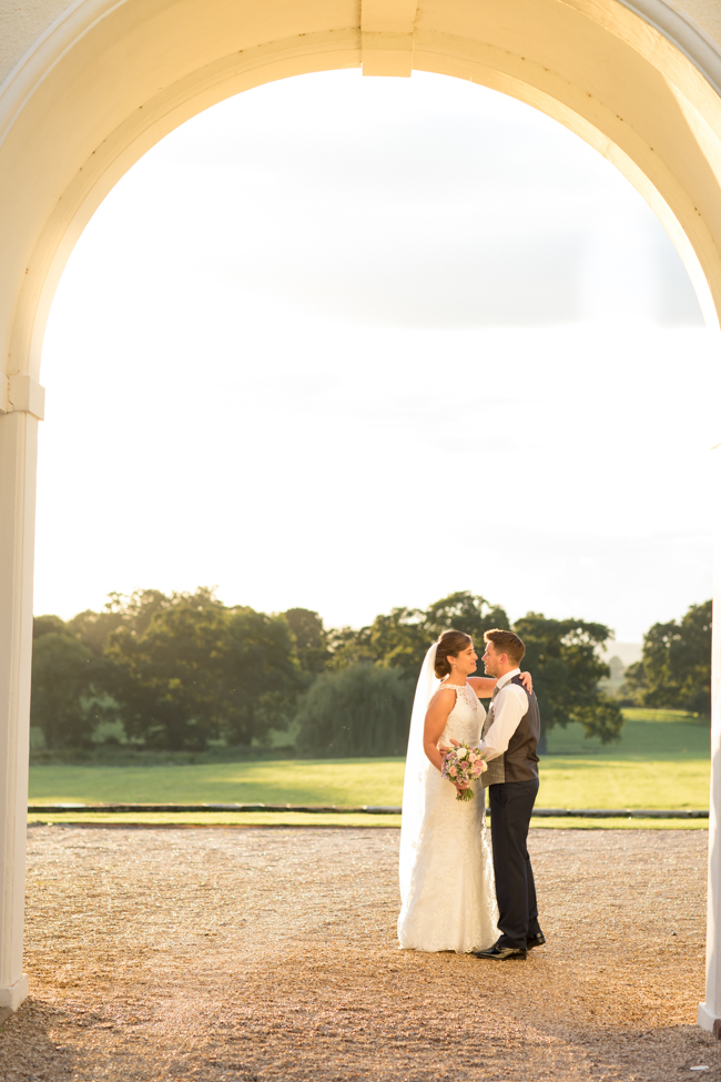 Classic and traditional wedding styling at Rockbeare Manor with Evolve Photography (17)