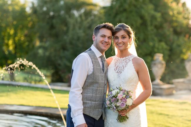 Classic and traditional wedding styling at Rockbeare Manor with Evolve Photography (19)