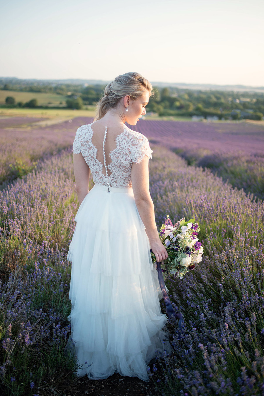 lavender wedding inspiration (33)