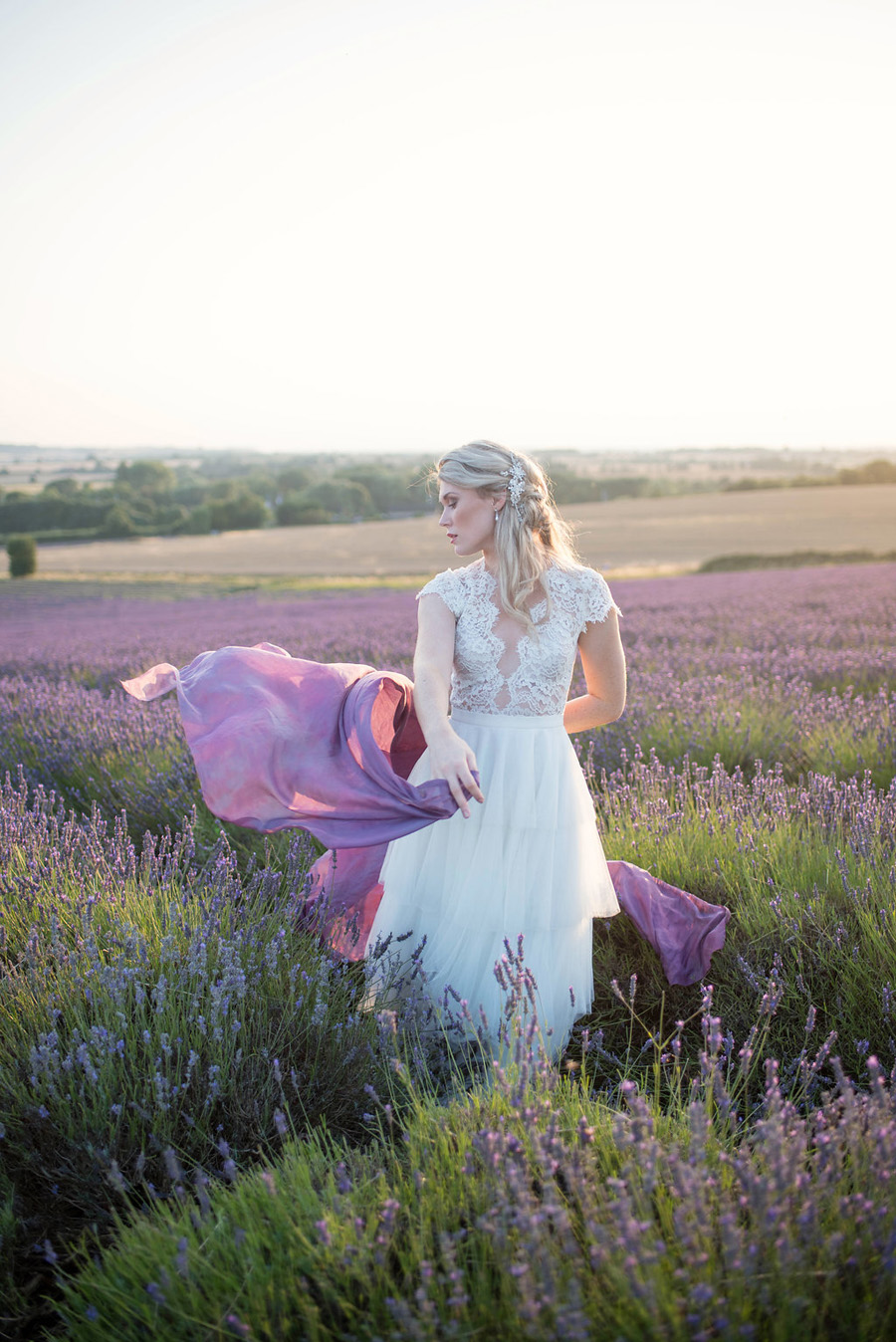 lavender wedding inspiration (36)