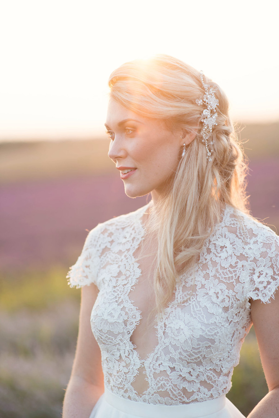 lavender wedding inspiration (41)