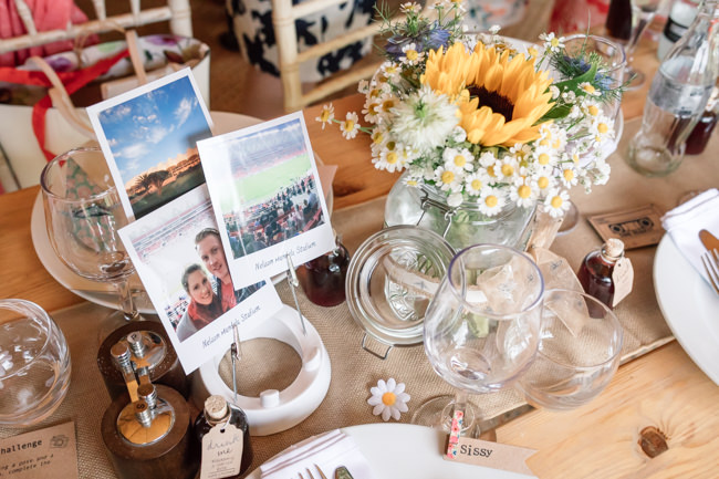 Sunflowers and tipi wedding style at the Henry Moore Foundation Hertfordshire with Becky Harley Photography (22)