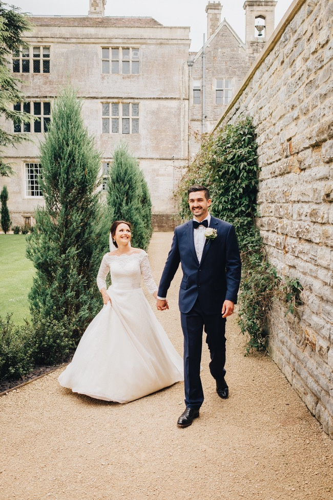 Pretty wedding styling with images by Dale Stephens Photography on the English Wedding Blog (37)