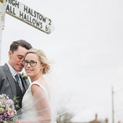 Beckie and Max's super pretty Cooling Castle Barn wedding, with Penny Young Photography