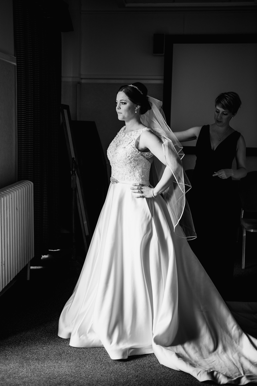 Stunning real wedding at Salomons Estate, images by Penny Young Photography (3)