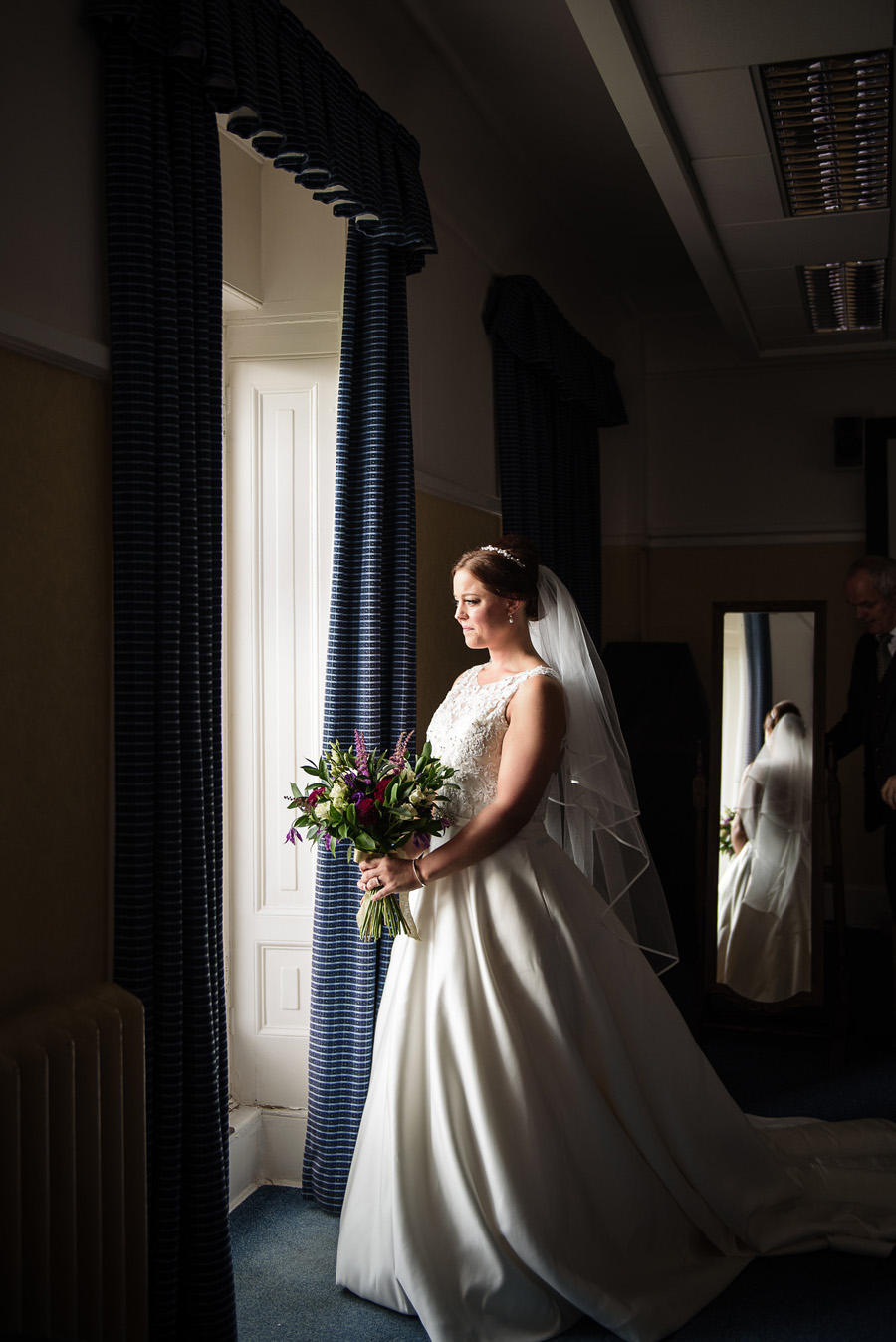Stunning real wedding at Salomons Estate, images by Penny Young Photography (4)