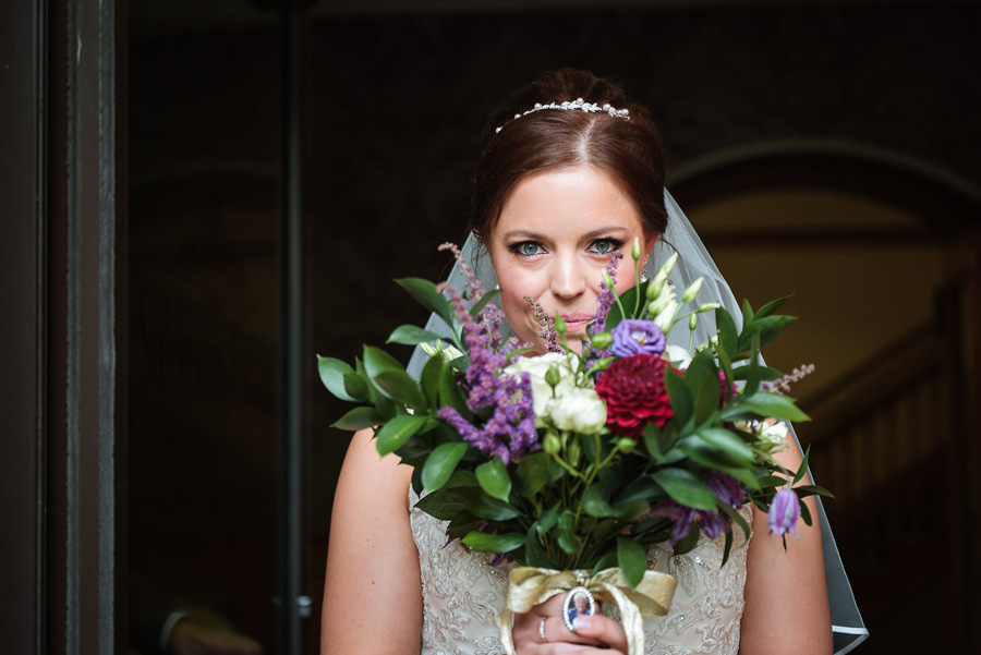 Stunning real wedding at Salomons Estate, images by Penny Young Photography (9)