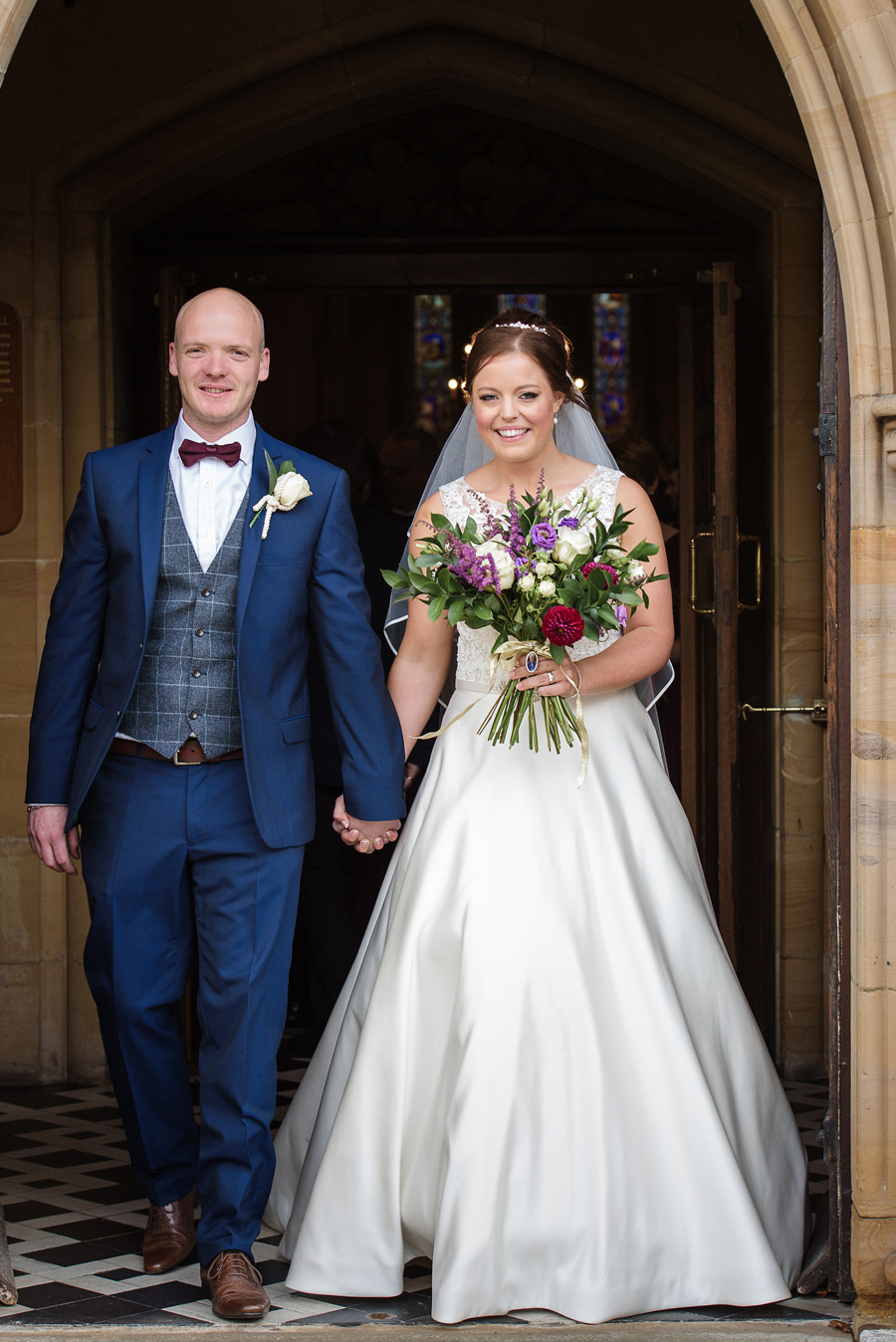 Stunning real wedding at Salomons Estate, images by Penny Young Photography (13)