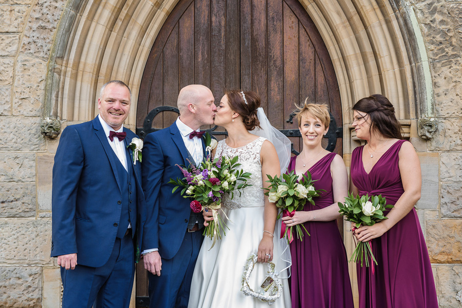 Stunning real wedding at Salomons Estate, images by Penny Young Photography (14)