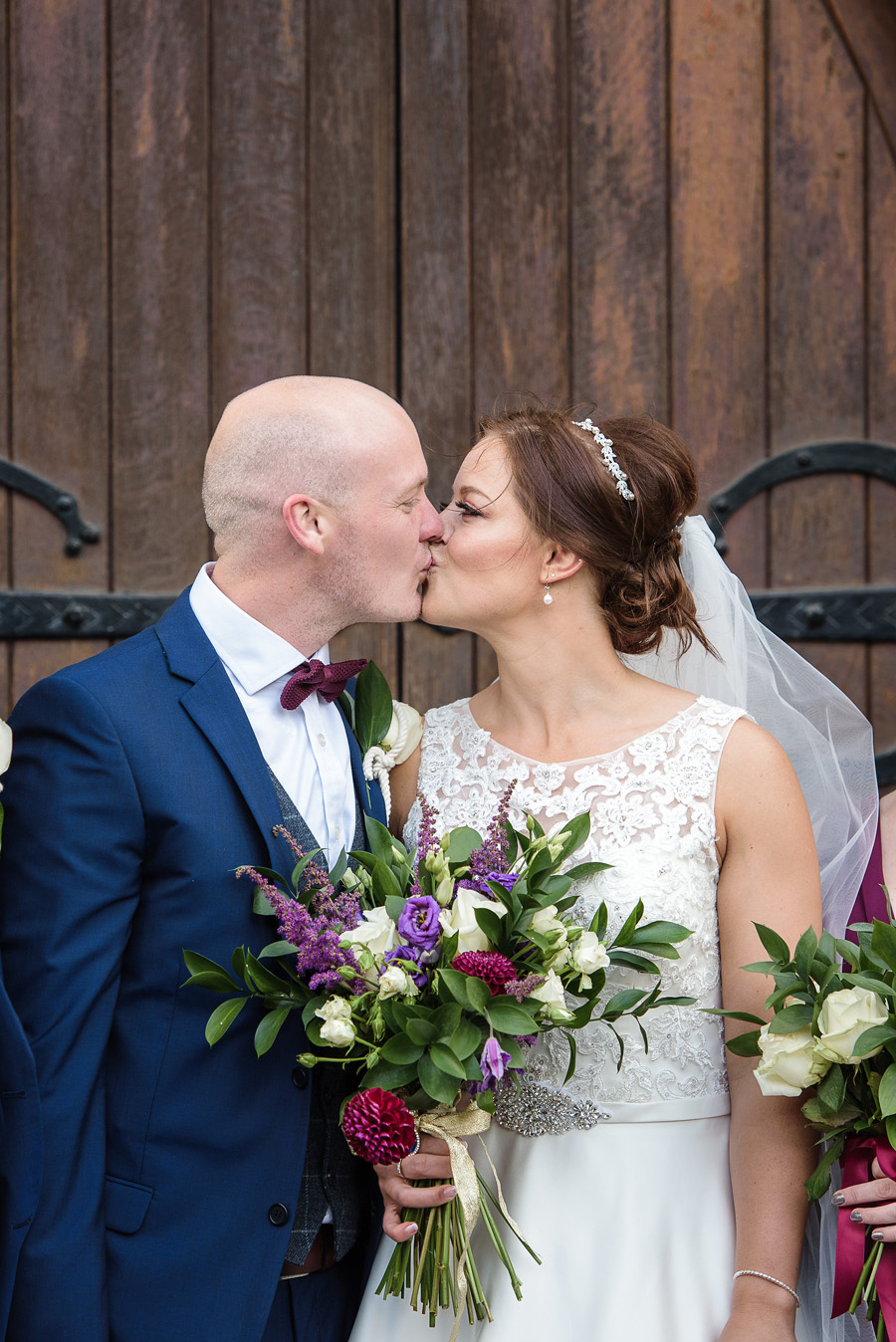 Stunning real wedding at Salomons Estate, images by Penny Young Photography (15)