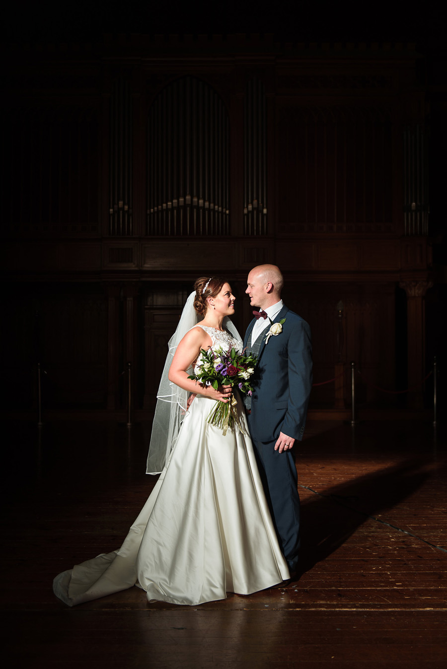 Stunning real wedding at Salomons Estate, images by Penny Young Photography (24)