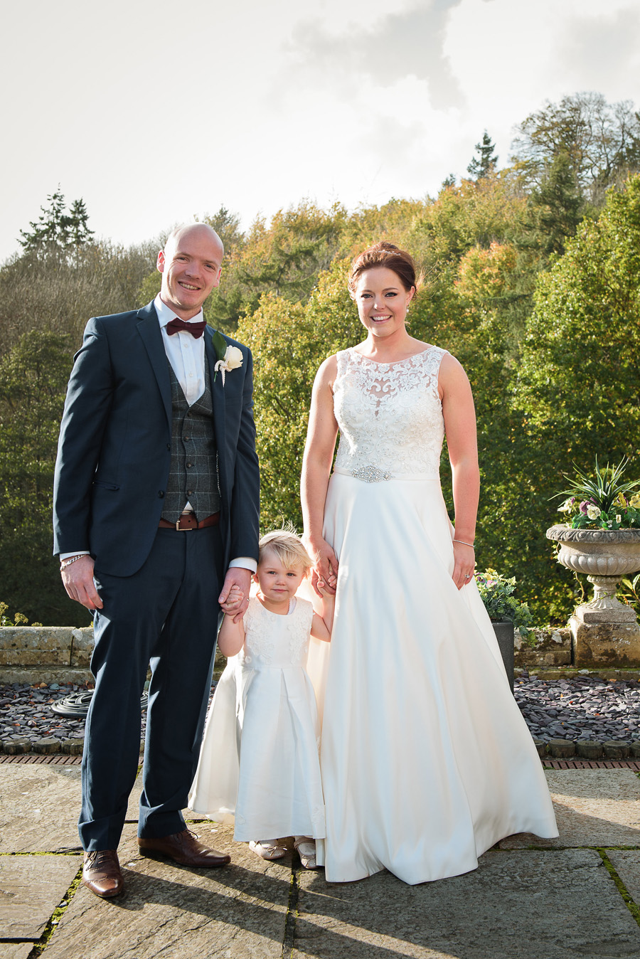 Stunning real wedding at Salomons Estate, images by Penny Young Photography (32)