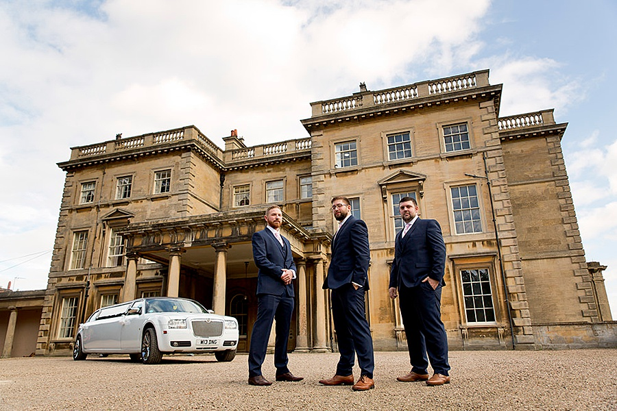 Prestwold Hall wedding in October, images by Matt Selby Photography (7)