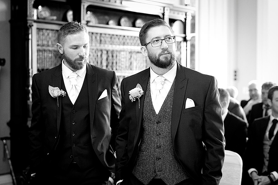 Prestwold Hall wedding in October, images by Matt Selby Photography (14)