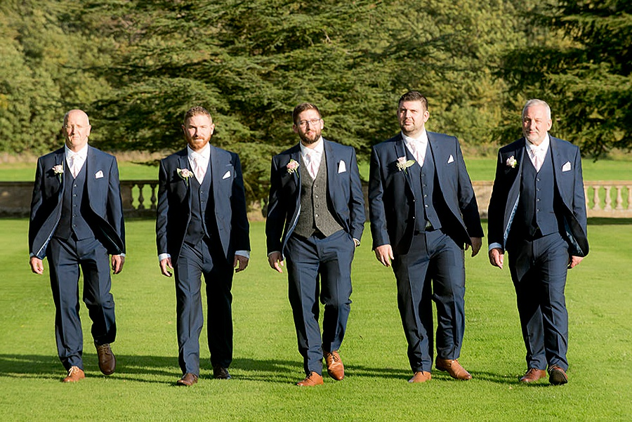 Prestwold Hall wedding in October, images by Matt Selby Photography (23)