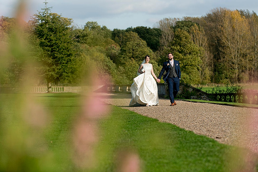 Prestwold Hall wedding in October, images by Matt Selby Photography (24)
