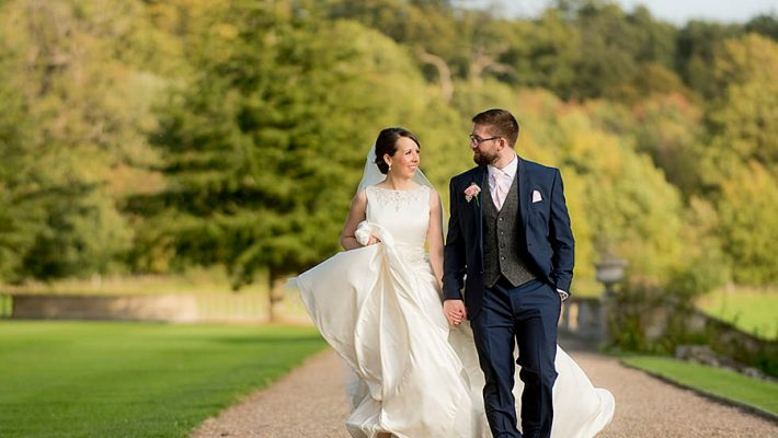 Prestwold Hall wedding in October, images by Matt Selby Photography (25)