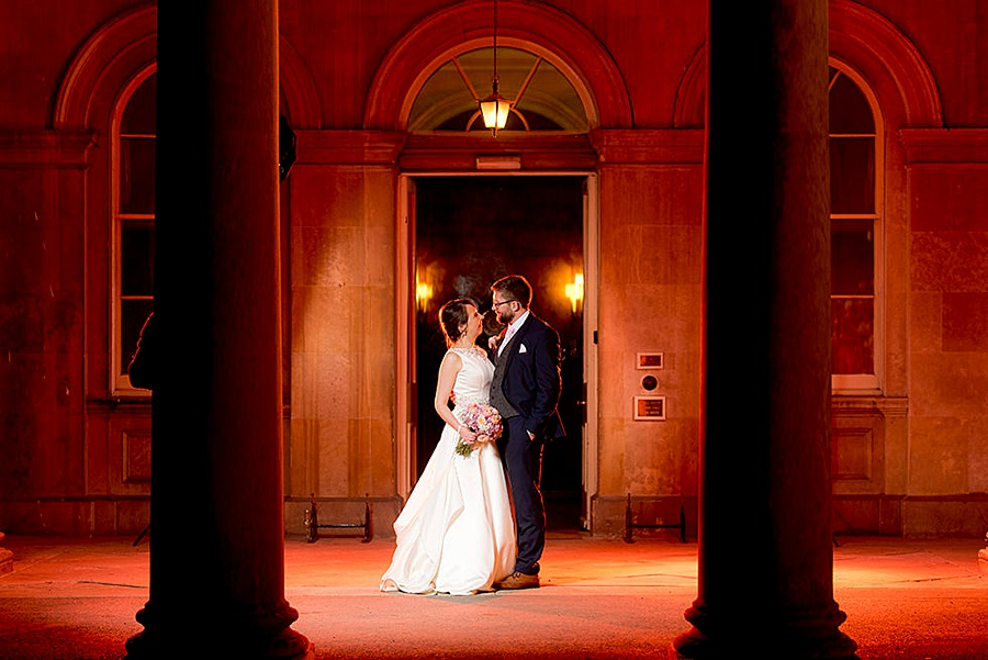 Prestwold Hall wedding in October, images by Matt Selby Photography (40)