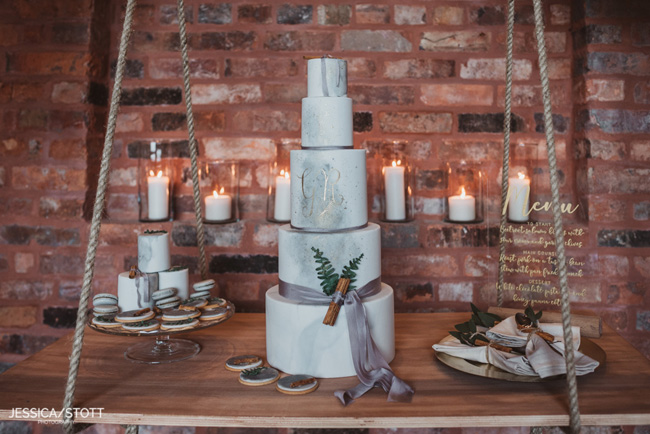 Gorgeous winter wedding style tips from The Soiree Stylists and Jessica Stott (17)