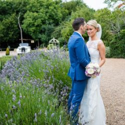Simon and Malin's lovely English countryside wedding with a Swedish twist, with Damion Mower Photography