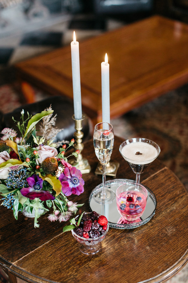 Dark wedding styling ideas for 2018 weddings, with Emma Barrow Photography (29)