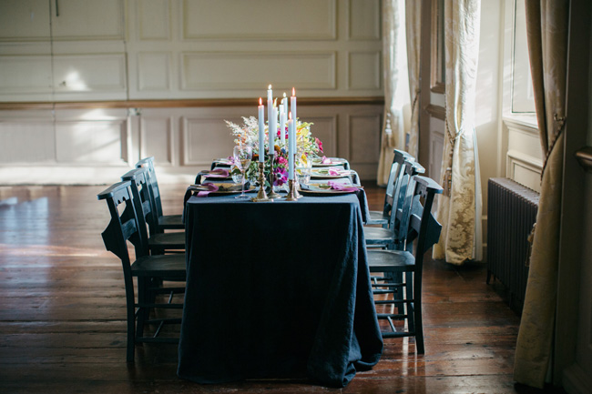 Dark wedding styling ideas for 2018 weddings, with Emma Barrow Photography (10)