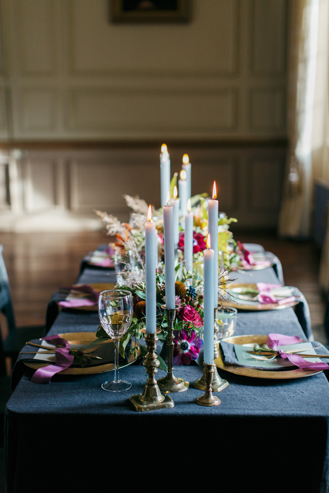 Dark wedding styling ideas for 2018 weddings, with Emma Barrow Photography (14)
