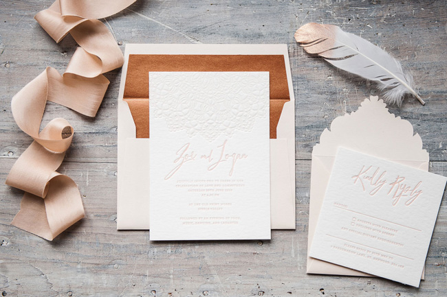 wedding invitation collections roundup the best for 2018 (3)