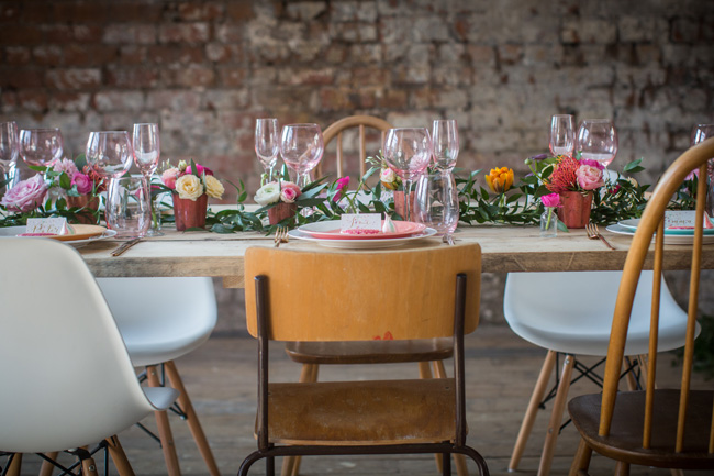 Watercolor wedding style ideas with the Little Wedding Helper, image credit Evoke Photography (26)