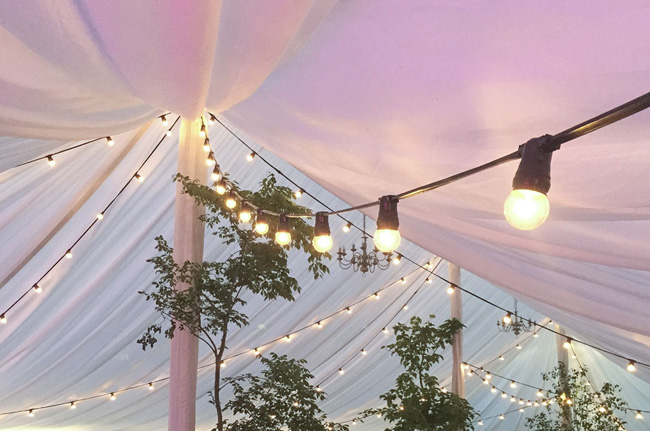 wedding styling ideas with lights (10)