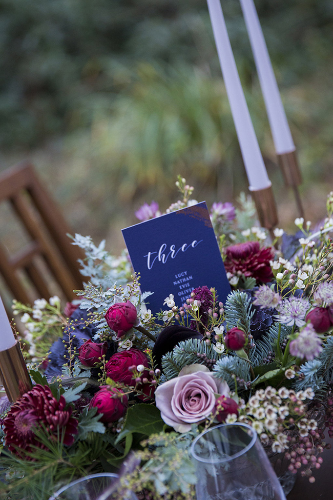 Red and bright winter wedding inspiration with Naomi Gabrielle Photography (7)