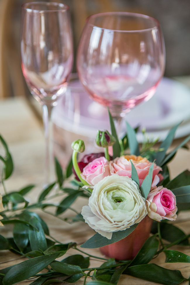 Watercolor wedding style ideas with the Little Wedding Helper, image credit Evoke Photography (6)