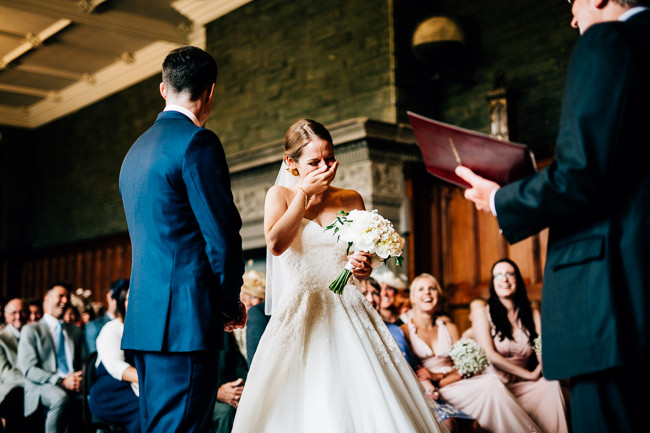 Gorgeous Cumbrian wedding with early morning swimming! Fairclough Photography (19)
