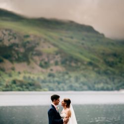 Rachel and Rob's beautiful Lake District wedding, with Fairclough Photography
