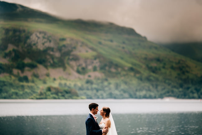 Gorgeous Cumbrian wedding with early morning swimming! Fairclough Photography (22)